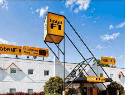 Hotels  -  hotelF1 Tours Sud