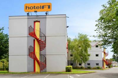 Hotels  -  hotelF1 Valence Nord