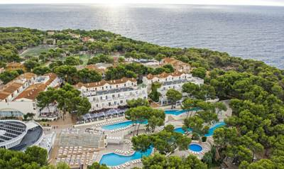 Hotels  -  Iberostar Club Cala Barca - All Inclusive