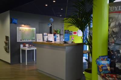 Hotels  -  ibis budget Cholet Centre