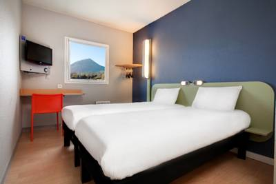 Hotels  -  ibis budget Clermont Ferrand Nord Riom