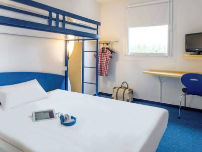 Hotels  -  ibis Budget Le Treport Mers Les Bains