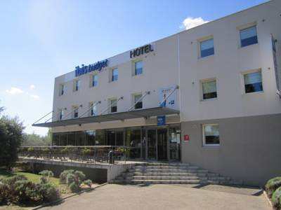Hotels  -  ibis budget Pertuis