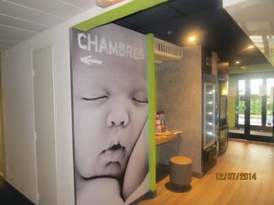 Hotels  -  ibis budget Remiremont