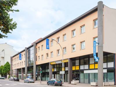 Hotels  -  ibis budget Troyes Centre