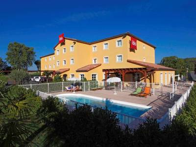 Hotels  -  ibis Manosque Cadarache