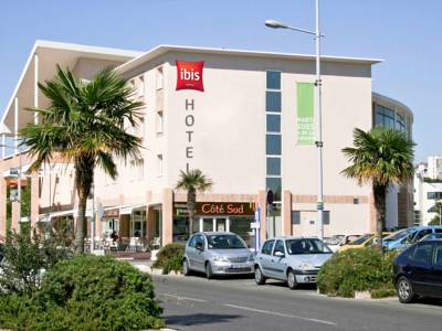 Hotels  -  ibis Martigues Centre