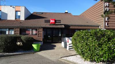 Hotels  -  ibis Moulins
