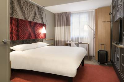 Hotels  -  ibis Saint Germain en Laye Centre