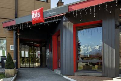 Hotels  -  ibis Sallanches
