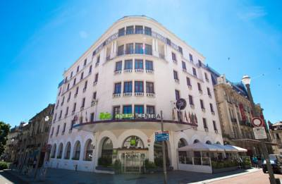 Hotels  -  ibis Styles Dijon Central
