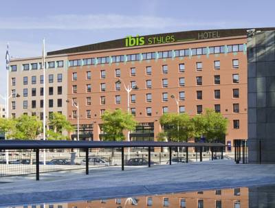 Hotels  -  ibis Styles Evry Cathédrale