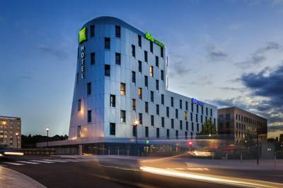 Hotels  -  Ibis Styles Mulhouse Centre Gare