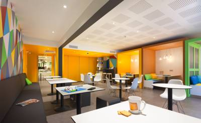 Hotels  -  ibis Styles Nantes Centre Gare