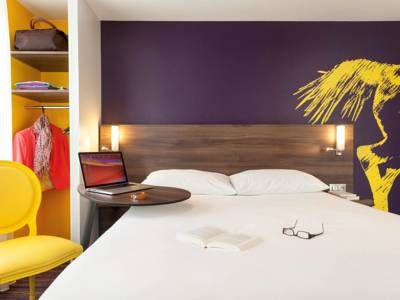 Hotels  -  ibis Styles Saumur Gare Centre