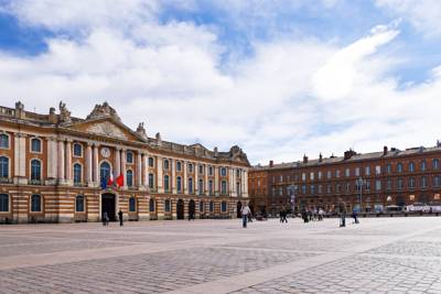 Hotels  -  Ibis Styles Toulouse Capitole
