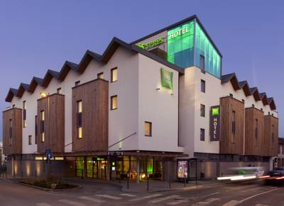 Hotels  -  ibis Styles Troyes Centre