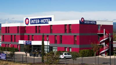 Hotels  -  Inter-Hotel Carcassonne / Pont Rouge