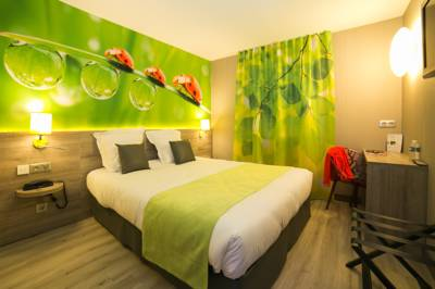 Hotels  -  Inter-Hotel Le Garden Tours Sud