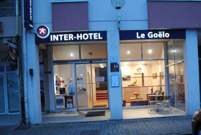 Hotels  -  Inter-Hotel Le Goelo