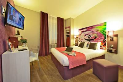 Hotels  -  Inter-Hotel Saint Martial