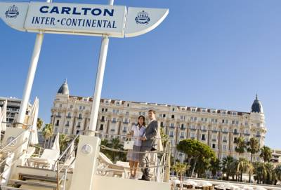 Hotels  -  InterContinental Carlton Cannes