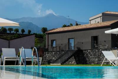 Hotels  -  Kepos Etna Relais & Exclusive Spa
