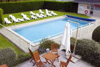 Hotels  -  Kyriad Deauville - St Arnoult
