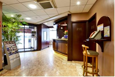 Hotels  -  Kyriad Hotel Nevers Centre