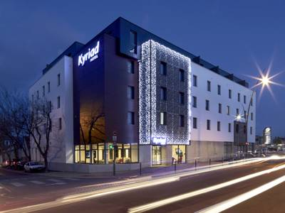 Hotels  -  Kyriad Troyes Centre