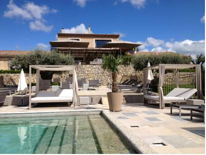 Hotels  -  La Bastide Saint Georges & Spa