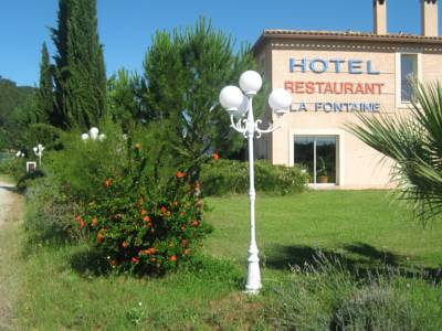 Hotels  -  La Fontaine