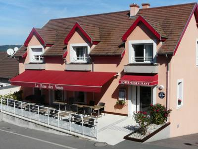 Hotels  -  La Rose Des Vents