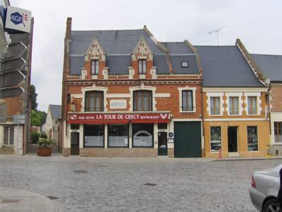 Hotels  -  La Tour de Crecy