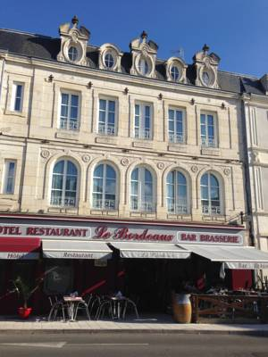 Hotels  -  Le Bordeaux