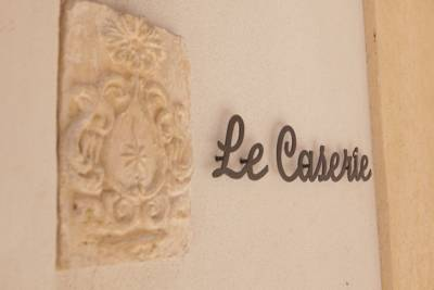 Hotels  -  Le Caserie