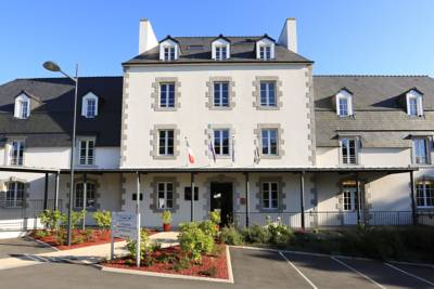 Hotels  -  Le Domaine de Pont Aven Art Gallery Resort