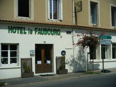 Hotels  -  Le Faubourg