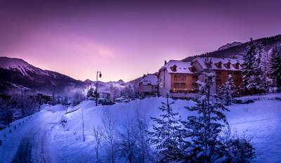 Hotels  -  Le Grand Aigle Hotel & Spa****