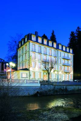 Hotels  -  Le Parc Des Fees