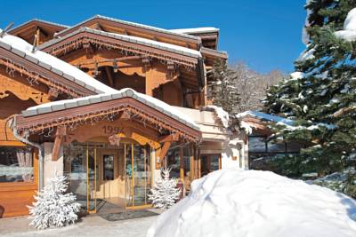Hotels  -  Les Gentianettes - SPA - Hotels Chalets de Tradition