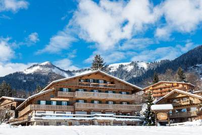 Hotels  -  Les Roches Hotel & Spa