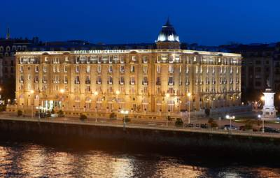 Hotels  -  Maria Cristina, a Luxury Collection Hotel, San Sebastian