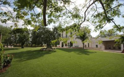 Hotels  -  Masseria Torre Catena Resort & Restaurant