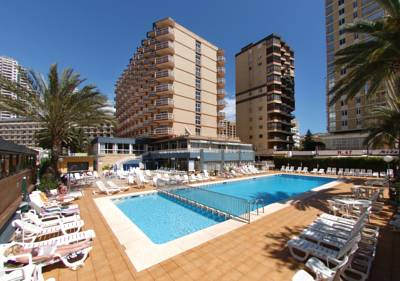 Hotels  -  Medplaya Hotel Riudor - Adults Only