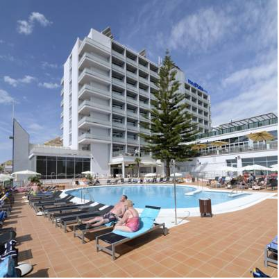 Hotels  -  Medplaya Hotel Riviera - Adults Only