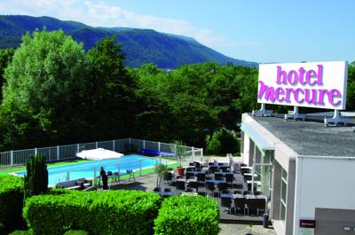Hotels  -  Mercure Annecy Sud