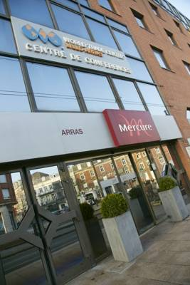 Hotels  -  Mercure Arras Centre Gare