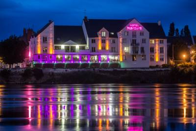 Hotels  -  Mercure Bords de Loire Saumur