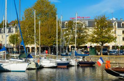 Hotels  -  Mercure Caen Centre Port De Plaisance